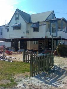 House Raised Beach Haven Terrace