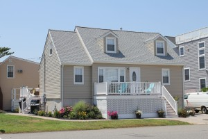 Beach Haven House Raised to BFE